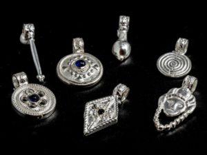 Componibili piccoli in argento